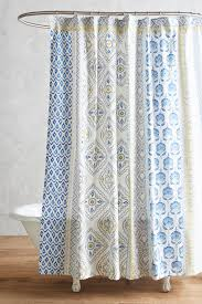 Hawaiian Print Shower Curtains by Azule Shower Curtain Anthropologie