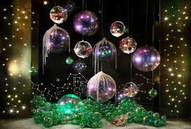 christmas displays de bijenkorf festive season christmas window displays best
