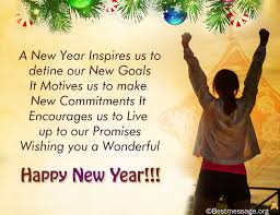 wish of god happy new year with best messages messages