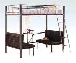 Black Futon Bunk Bed Bunk Beds Black Futon Bunk Bed Metal Transformers The