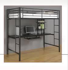 Metal Frame Loft Bed With Desk Metal Bunk Bed With Desk Metal Bunk Bed With Desk Suppliers And
