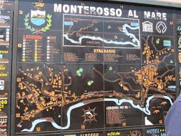 Cinque Terre Italy Map Sognando Cinque Terre First Stop Monterosso Al Mare Bellasabroad