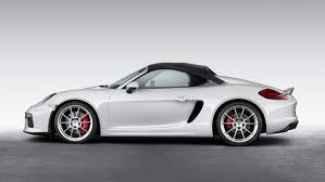 porsche spyder world premiere for the new boxster spyder