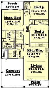 1200 Square Foot Apartment 342 Best Little House Images On Pinterest Small House Plans