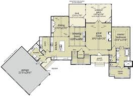 small house plans with garage attached numberedtype house plans with breezeway and attached garage house plans