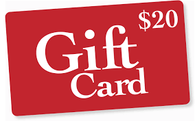 20 gift card gift cards the byrd house