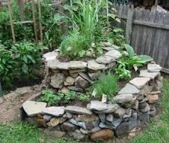 What Is A Rock Garden Herb Rock Garden Garden Garden Ideas Pinterest Herbs Rock