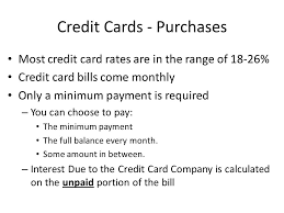 Formula Credit Card Minimum Payment Exponential Functions Personal Finance Basic Formula For