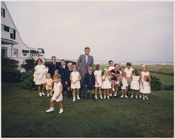President Weekend File Hyannisport Weekend President Kennedy With Children Nara