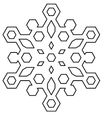 mr freeze coloring pages snowflake clipart images clipart library 169440 snow flake