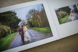 Rustic Wedding Albums The Finest Handmade Wedding Albums From Guy Collier Photography