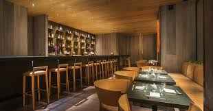 Japanese Lighting Into Lighting Selected For Stylish Japanese Restaurant In The