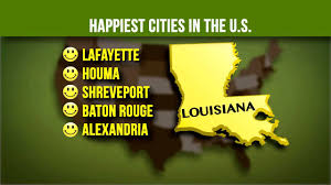 top 5 happiest cities in america are all in one state youtube