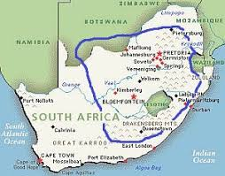 africa map climate zones climate in south africa temperature precipitation when to go