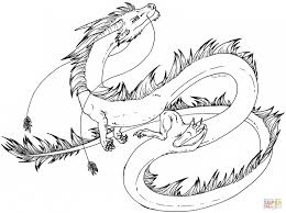 dragon coloring pages ball free dragons animal sheets mehidi