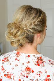 homecoming hair braids instructions double lace braids updo pinteres