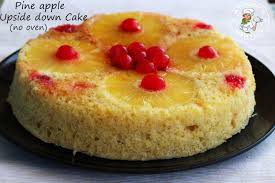pineapple upside down cake stove top baking without oven