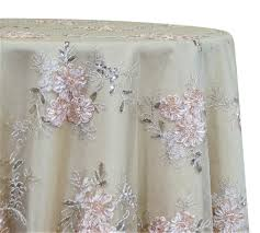 ribbon lace ribbon mesh lace tablecloths overlays urquid linen