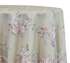 ribbon lace ribbon mesh lace tablecloths overlays urquid linen