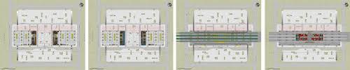 Train Station Floor Plan by Astana Train Station
