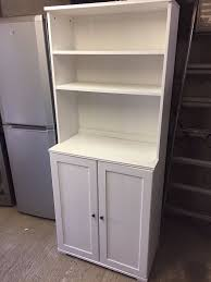 ikea borgsjo bookcase discontinued white in twickenham