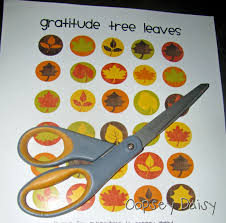 thanksgiving 2010 calendar gratitude tree advent calendar with download oopsey daisy