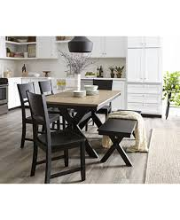 cheap dining room sets closeout archer dining furniture 5 pc set dining table 4