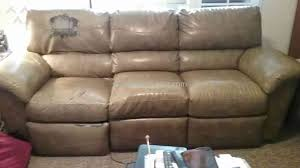 Electric Recliner Sofa Lazboy 3 Year Old Lazyboy Reese Electric Recliner Sofa Headed To
