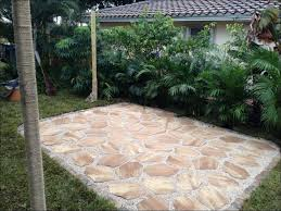 exteriors amazing how to lay rock patio small rock patio best