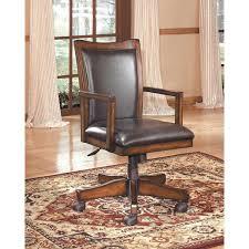 Desk Chair Hamlyn Home Office Swivel Desk Chair H527 01a Furniture Afw