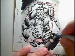 world war hulk marvel 70th anniversery sketch card youtube
