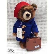 limited edition paddington bear tm movie steiff 664632