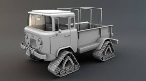 jeep forward control jeep fc 170 motion graphics project the rookies