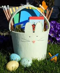 cool easter baskets skip the candy easter basket ideas cool progeny