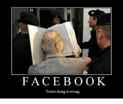 You Re Doing It Wrong Meme - facebook you re doing it wrong meme on me me