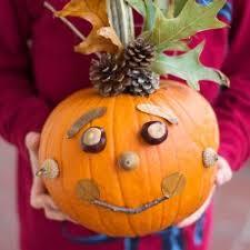 No Carve Pumpkin Decorating for Kids to Get Creative