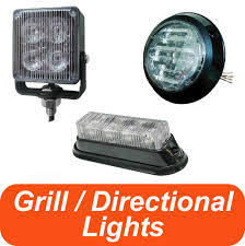 amber strobe lights for trucks commercial vehicle products response vehicle lighting 03333 442