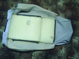 Car Seat Re Upholstery How To Reupholster A Seat Pennock U0027s Fiero Forum
