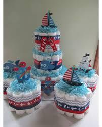 diper cake deal alert set nautical cakes nautical baby shower