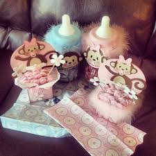 Baby Monkey Centerpieces by 36 Best Monkey Baby Shower Images On Pinterest Monkey Baby
