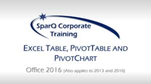 youtube pivot tables 2016 back to creating youtube videos here s my latest excel video