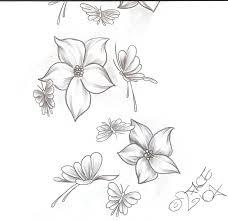 flowers butterfly 2 2 by 2face on deviantart
