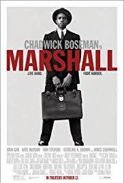 marshall 2017 imdb