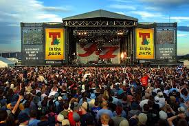 t in the park home