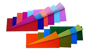 where to buy crepe paper sheets how to make crepe paper buds
