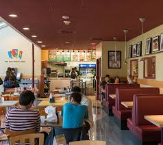 Round Table Pizza University Place Food Court Asi Cal Poly Pomona