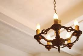 how to hang lights from ceiling how to hang ceiling lights from a chain home guides sf gate