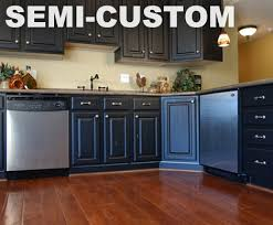custom kitchen cabinets semi stock online cabinet company