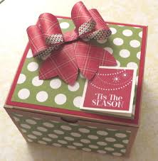 where can i buy christmas boxes large kraft gift box with gift bow buy the kraft box from