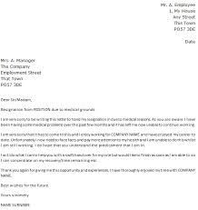 resignation letter letter of resignation with immediate effect